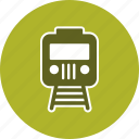 railway, subway, train icon