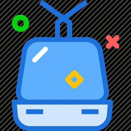 gondola, heightmountain, lift, mountain icon
