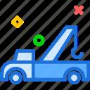 heavy, transportation, pickup, truck
