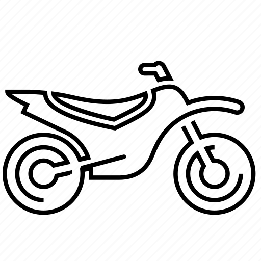 bike, moped, ride, scooter, transportation, vehicle icon