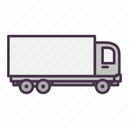 cargo, delivery, logistics, lorry, transportation, truck icon