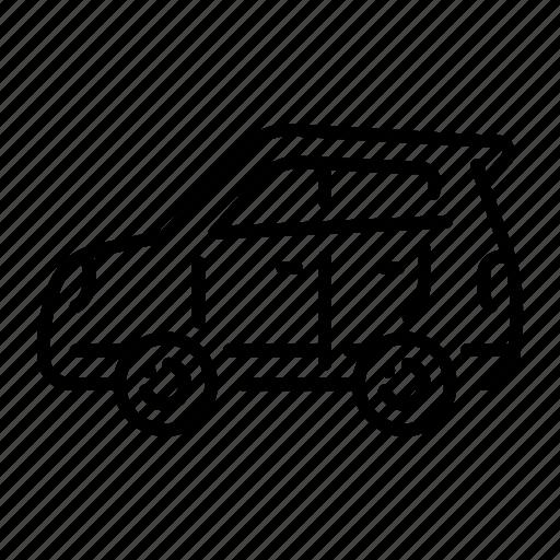 automobile, car, compact, cooper, drive, mini, vehicle icon