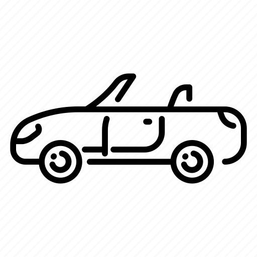 automobile, car, drive, luxury, modern, style, vehicle icon