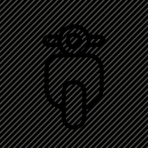 moto, motorcycle, transport, vehicle icon