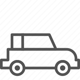 car, city, personal, transport, vehicle icon