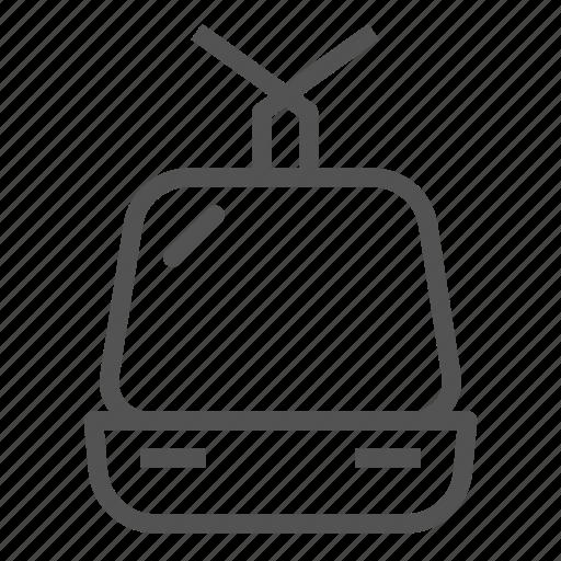 gondola, mountain, transport icon