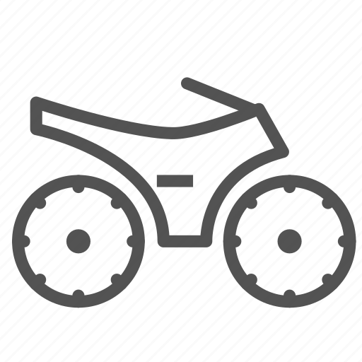 cross, motorcicle, offroad, transport icon