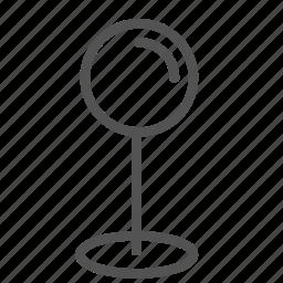 mark, pole, regulation, traffic icon
