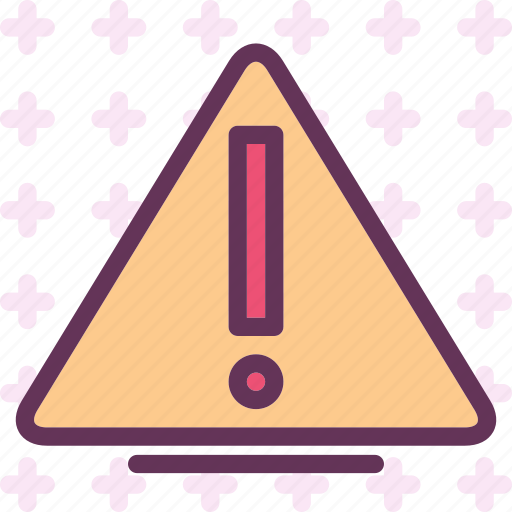 attention, sign, warn icon