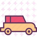 autovehicle, car, transport, vehicle icon