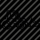 conveyance, transit, transport, transportation icon