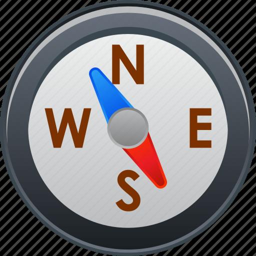 browser, compass, earth, geography, gps, safari, world navigation icon