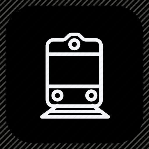 bus, car, train, transportation, truck, van, vehicle icon