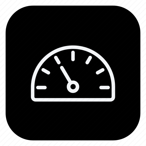 automation, car, dashboard, speedometer, transport, transportation, vehicle icon