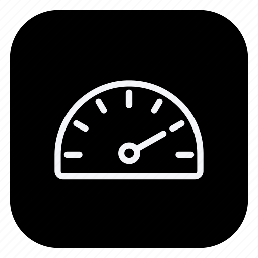auto, automation, car, dashboard, speedometer, transport, vehicle icon