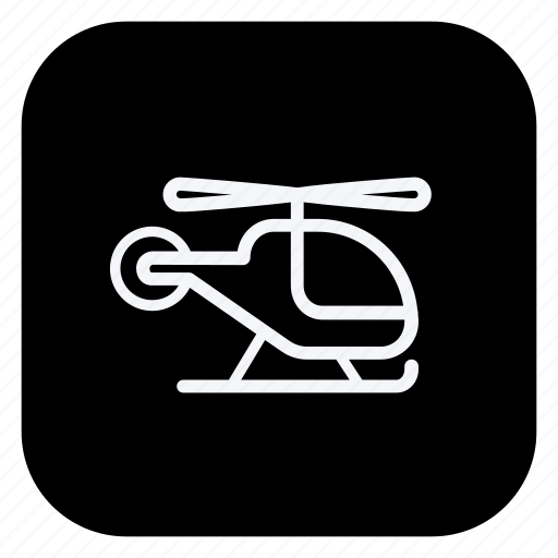 auto, automation, car, helicopter, transport, transportation, vehicle icon