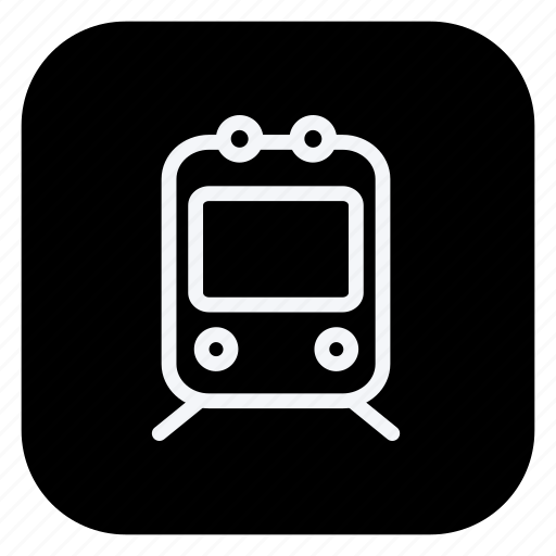bus, car, train, transport, transportation, truck, vehicle icon