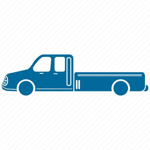 Delivery, truck, transport, vehicle icon