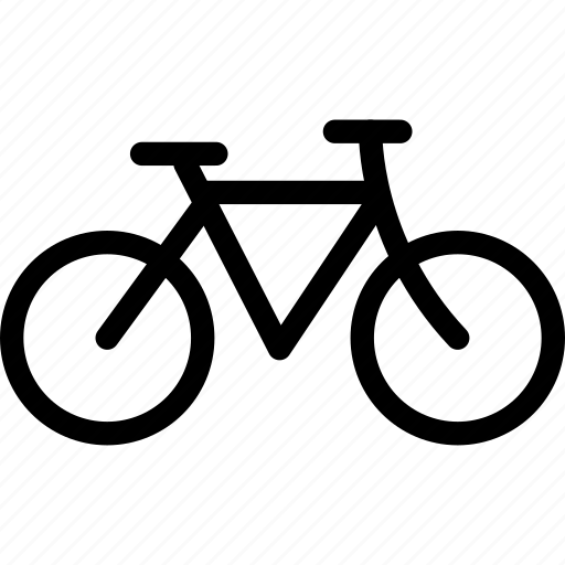 bicycle, bike, cycle, pedal bike icon
