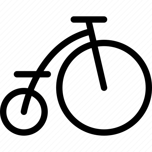 bicycle, bike, cycle, pedal bike, velocipede icon