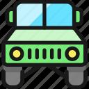 car, truck, adventure