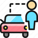 taxi, driver