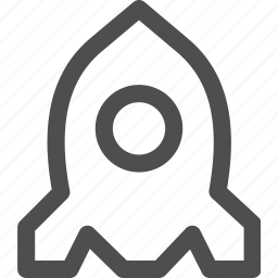 rocket, seo, ship, space, startup, transport, web icon