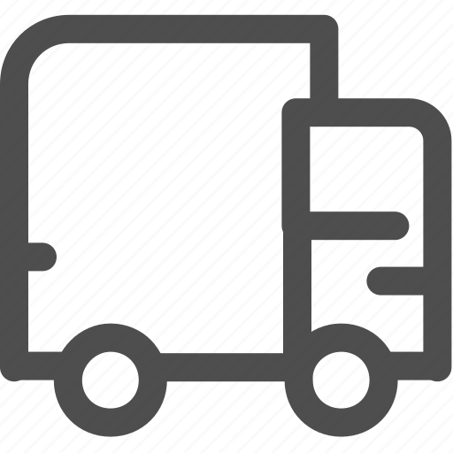 cargo, delivery, transport, transportation, truck, trucking, vehicle icon