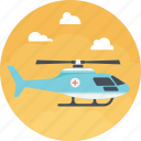 air help, air route, airbourne, medical chopper, medical helicopter icon