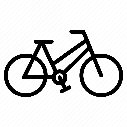 bicycle, bike, cycling, exercise, sport, transport icon