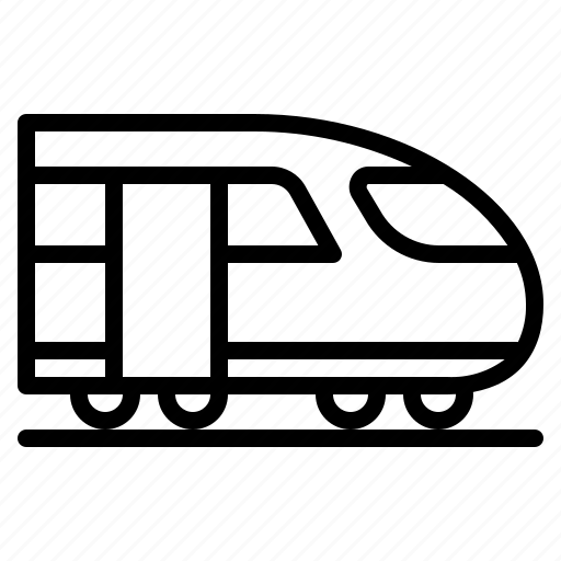 mass, railway, train, transport, transportation, vehicle icon