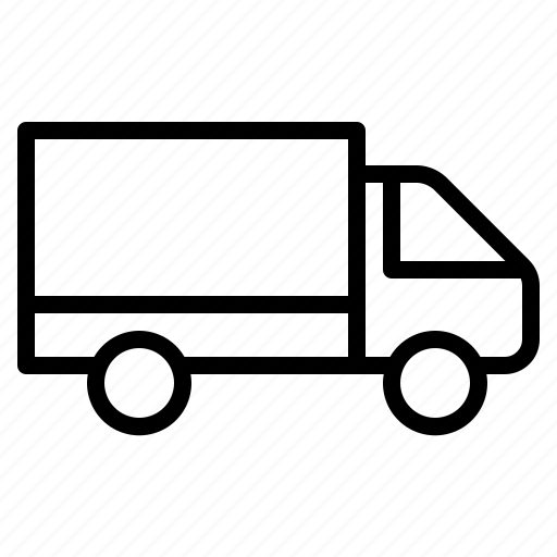 delivery, lorry, shipping, transport, transportation, truck, vehicle icon
