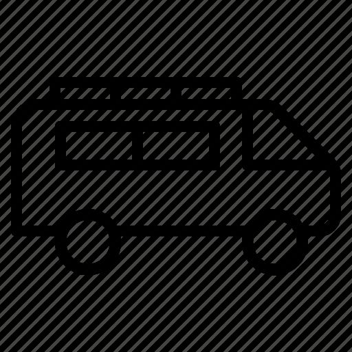 delivery, minivan, transport, transportation, van, vehicle icon
