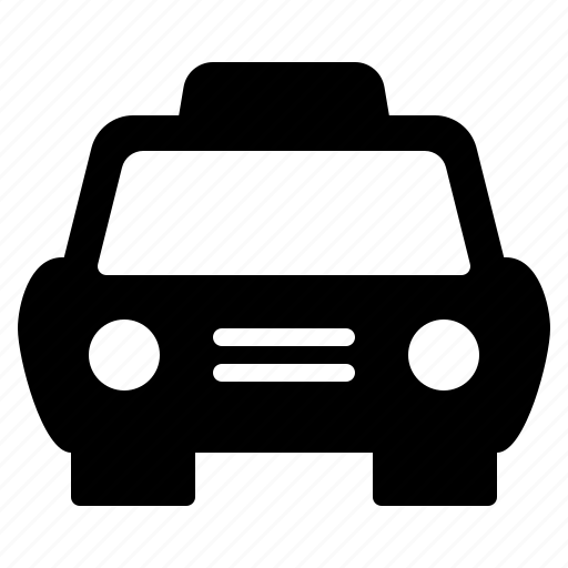 Car, taxi, transport, transportation, vehicle icon - Download on Iconfinder