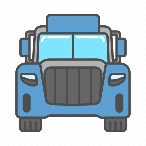 auto, automobile, cargo, transport, transportation, truck, vehicle icon