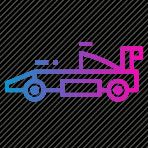 Car, formula1, racing, sport icon - Download on Iconfinder