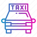 car, public, taxi, trakk icon