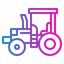 farm, farming, tractor, transport