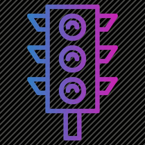 Light, traffic, transportation icon - Download on Iconfinder