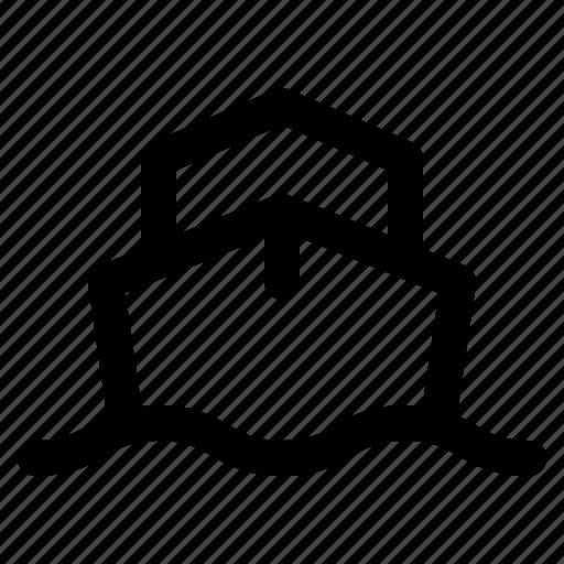 Boat, sea, ship, transport, transportation icon - Download on Iconfinder