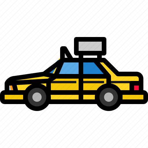 car, service, taxi, transport, transportation, vehicle icon