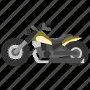 bike, cruiser, motor, motorcycle, transportation, vehicle