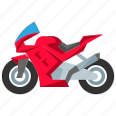 motor, motorbike, motorcycle, sportbike, transport, transportation