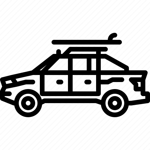 auto, car, off-road, pickup, transport, truck, vehicle icon