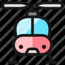 aircraft, chopper
