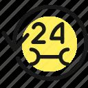 car, repair, 24h, service