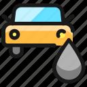 repair, car, fluid