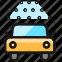 wash, repair, car