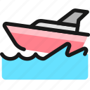 sea, transport, yacht