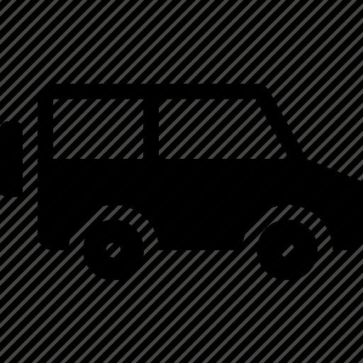 jeep, transport, transportation icon icon